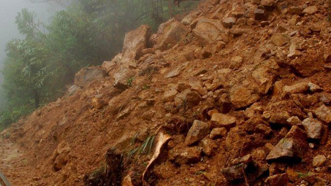 assam landslide
