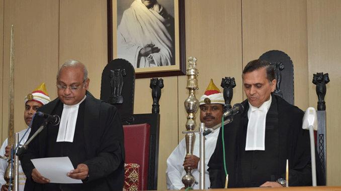Justice Ved Prakash Vaish