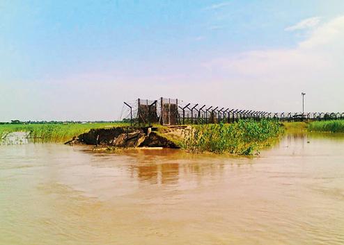 Indo-Bangla border: Centre's nod for sealing of 48 km riverine area in Dhubri 1