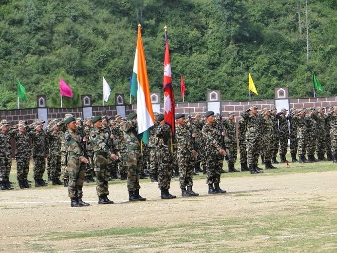India-Myanmar to begin joint military exercise from Nov 20