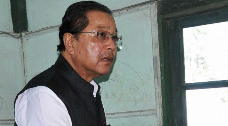 Complaint against Mizoram Chief Minister over property 7