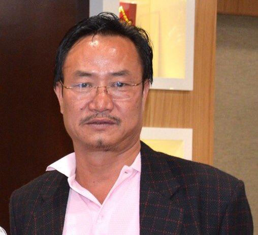 Former Arunachal MLA Ngurang Pinch passes away 2