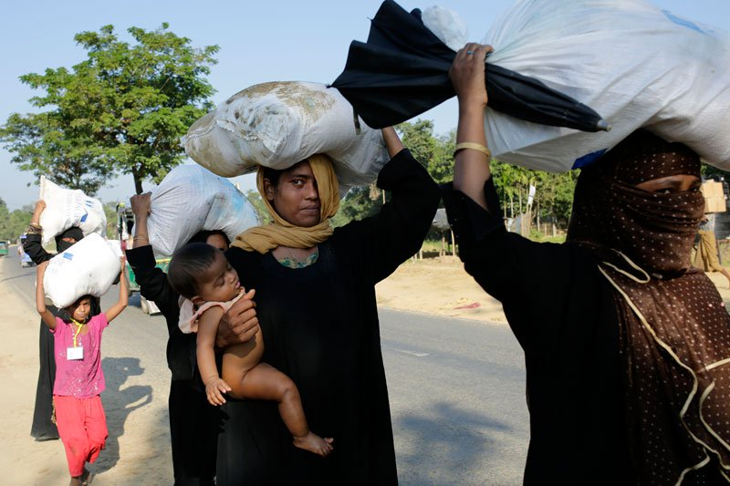 Rohingya refugees. (Image for representational purpose only. )