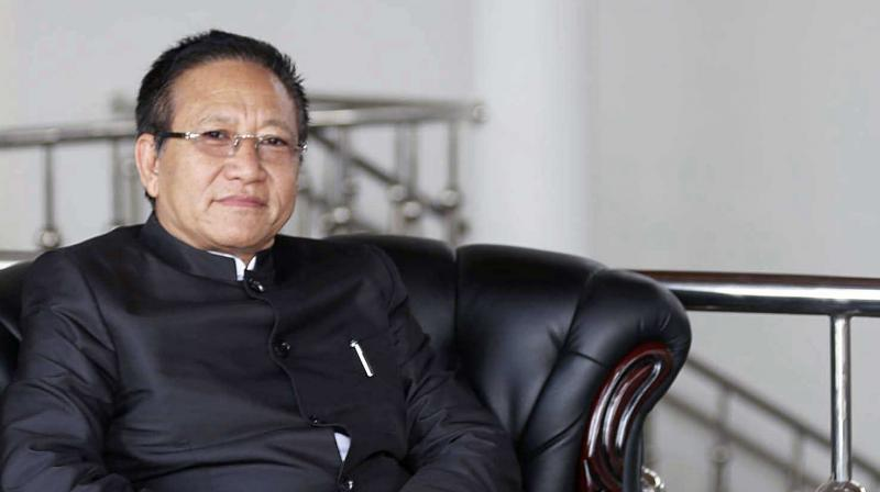 Naga peace deal: Chief Minister TR Zeliang says something may come out before Christmas 5