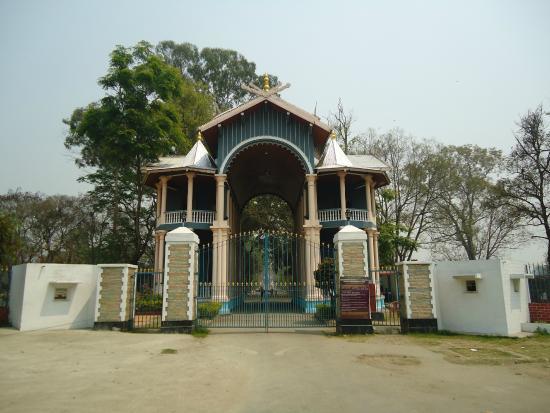 Kangla Fort in Imphal
