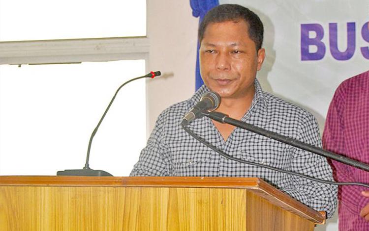 Meghalaya Chief Minister Mukul Sangma (File photo)