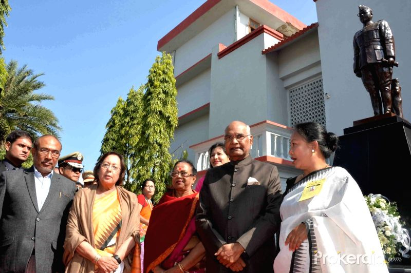 Manipur Congress urges President Kovind to make Naga framework agreement public 1