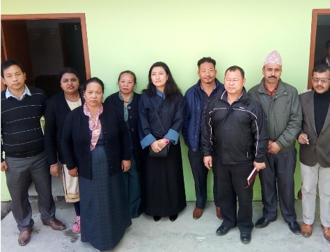Gyalshing Municipal Council gears up for Open Defecation Free status 1