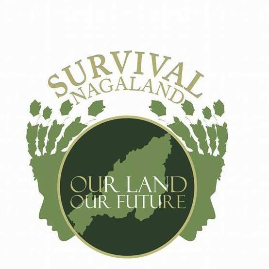 Survival Nagaland logo.