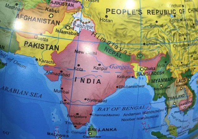 No Kashmir in India, Arunachal Pradesh in China! 1