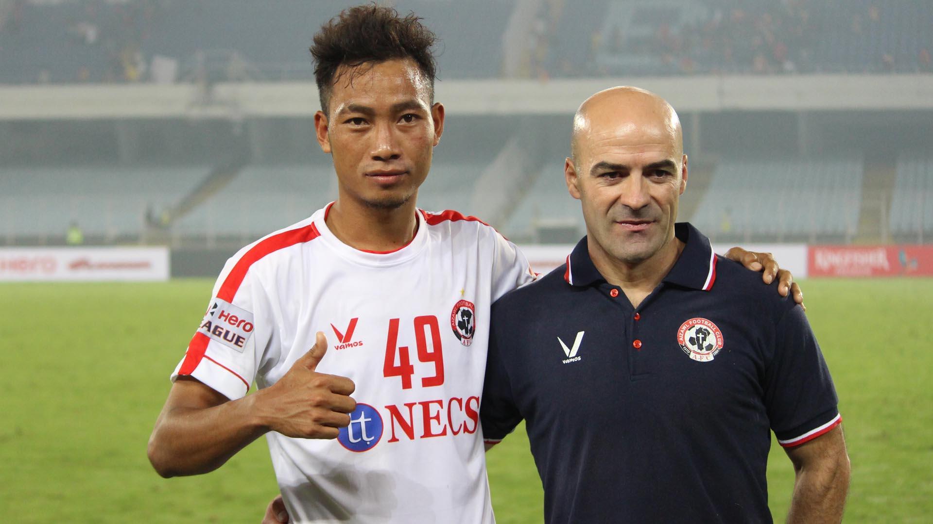 Aizawl FC coach Paulo Meneses blames Mizoram Premier League for 'lack of protection' to players 1