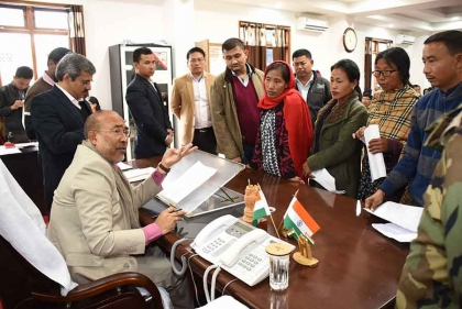 Adequate measures put in place to thwart unlawful activities in border areas, says Manipur Chief Minister 1