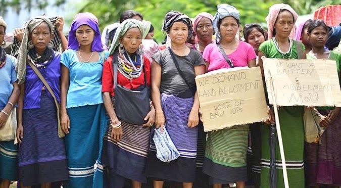 Mizoram reschedules repatriation of Bru families to March 2018 1