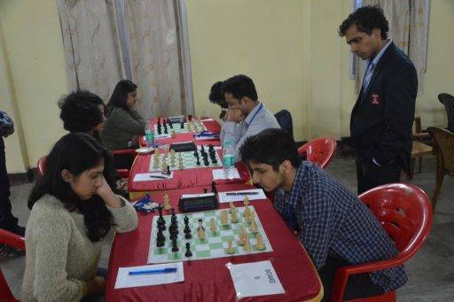 29th Inter unit Petroleum Sports Promotion Board Chess Tournament kicks off in Digboi 1