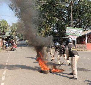 Assam Bandh Snippets 2