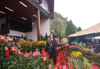 Arunachal Governor bats for concerted efforts to bring absolute peace and tranquility in NE 1