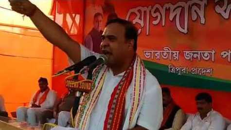 Minister Himanta Biswa Sarma: BJP's Hinduvta Mascot in Assam