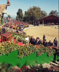 Manipur CM N Biren Singh, Arunachal CM Pema Khandu join Hornbill Festival 4