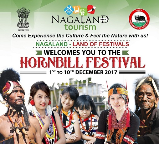 Colourful dances of Northeastern states enthrall spectators in Hornbill festival 6