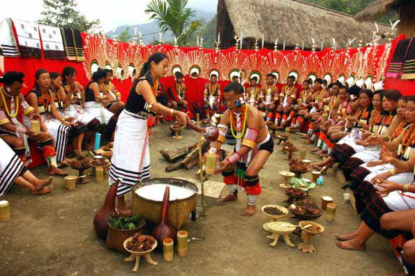Hornbill Festival showcases ethnic culture, dance, music and traditional sports on Day 9 1