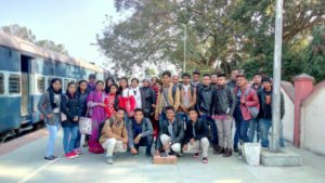 Tangla College students embark on day-long excursion to Arunachal Pradesh 1
