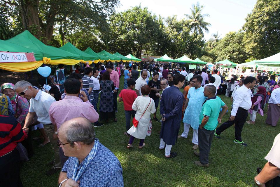 India-Myanmar charity bazaar proceeds for Rakhine rehabilitation 2
