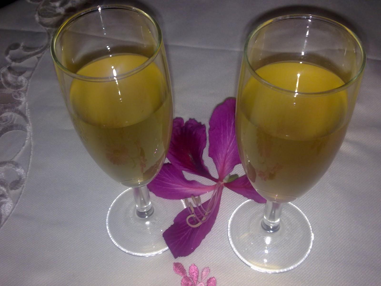 Traditional beverage Judima
