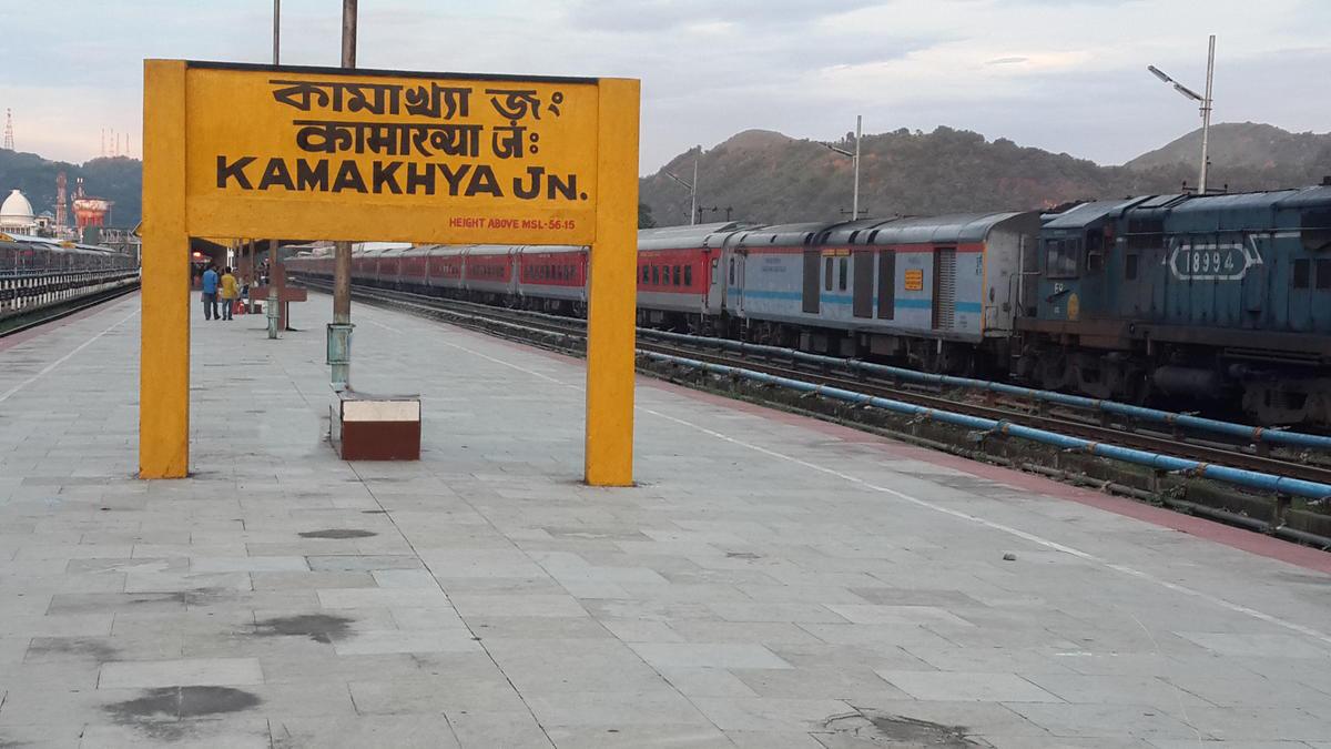 Huge cache of ganja seized from Kamakhya Rail Station, four held 2