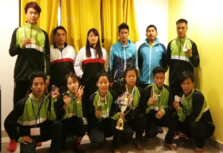 Arunachal karate players bring laurels to State; bag eight medals including two gold 1