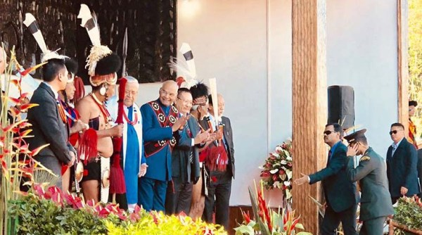Settlement of Naga issue very soon: President Kovind 1