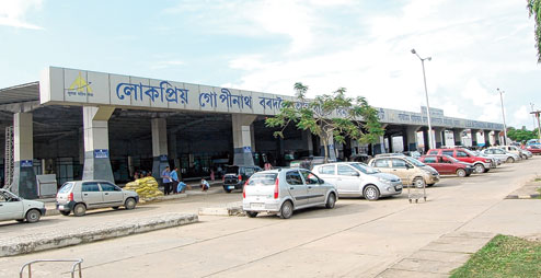 LGBI airport
