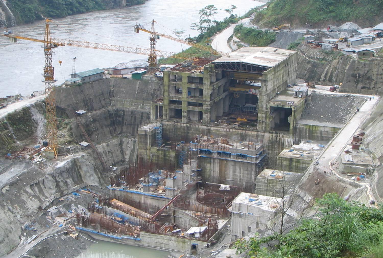 Lower Subansiri project. (File image)