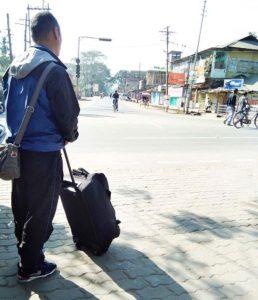 Assam Bandh Snippets 4