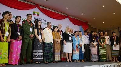 6th Conference on Myanmar Media Development in Yangon. Photo: Mizzima News
