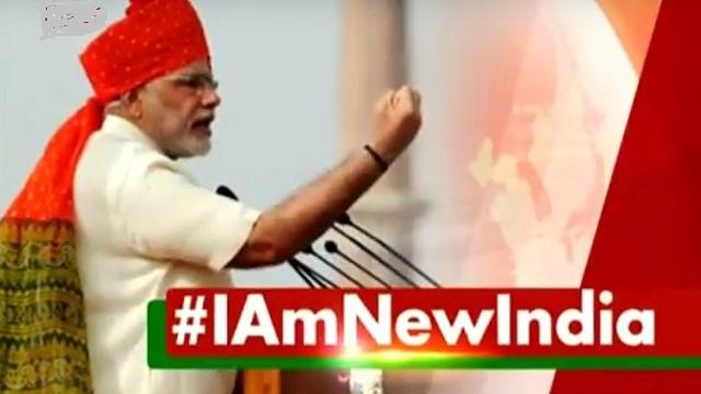 Modi new India