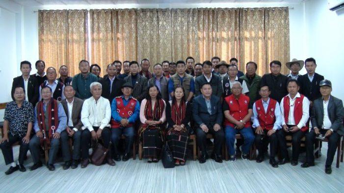 NSCN (IM) holds consultative meet with apex Sumi bodies 2