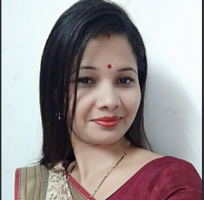 Nisha Moni Deka surrenders to the special branch of Assam Police in Kahilipara