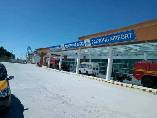 Sikkim CM urges civil aviation minister to make Pakyong Airport functional at the earliest 1
