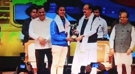 Aizawl Football Club gets Sports Club of the Year award 3