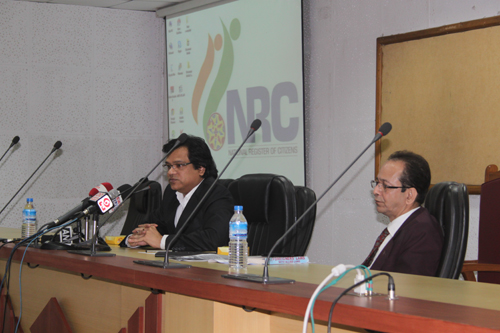 Draft NRC will be in type format, Coordinator Prateek Hajela assures AASU 5