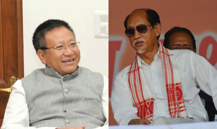 Nagaland: Zeliang, Rio begin another fight 4