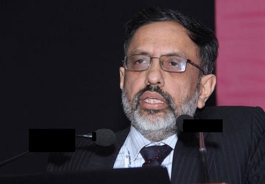 Union Home Secretary Rajiv Gauba.