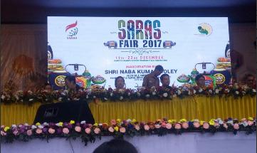 SARAS fair kickstarts in Guwahati 1