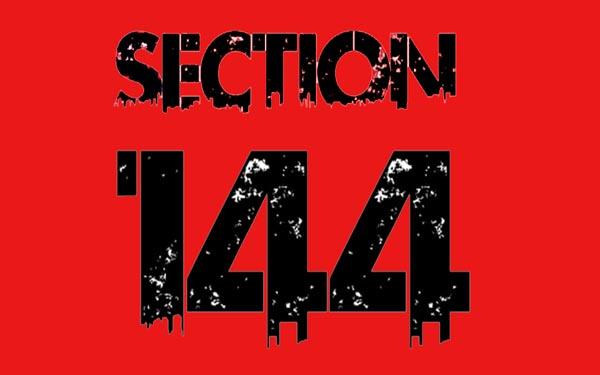 sec 144 ipc