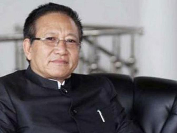 Nagaland Chief Minister T R Zeliang