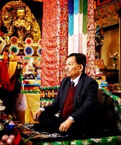 Sikkim CM inaugurates Tashi Choling Dharma Centre 2