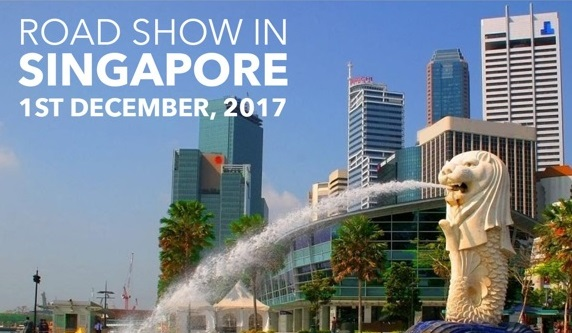 Advantage Assam road show in Singapore today 4