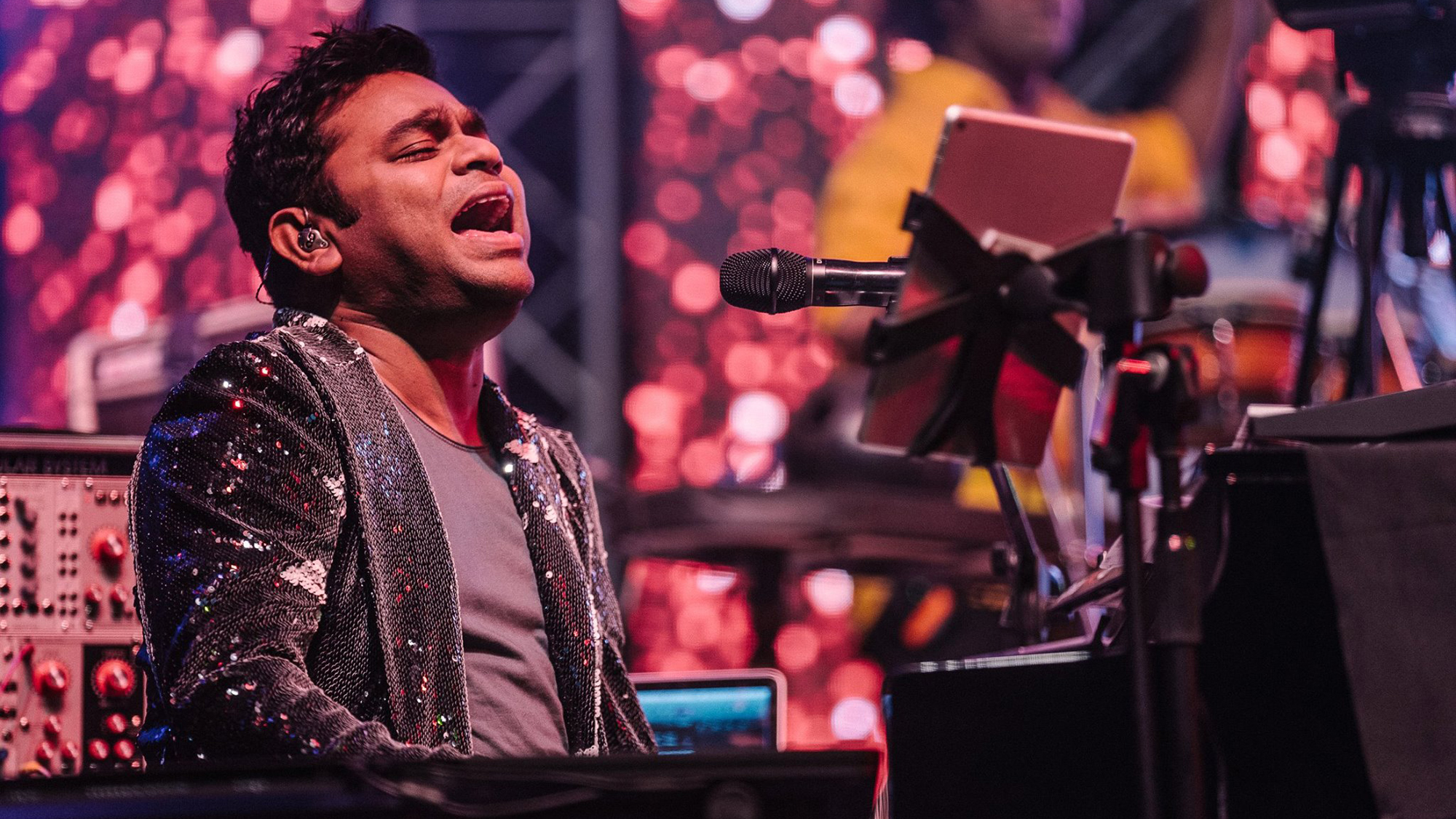 File picture of AR Rahman.