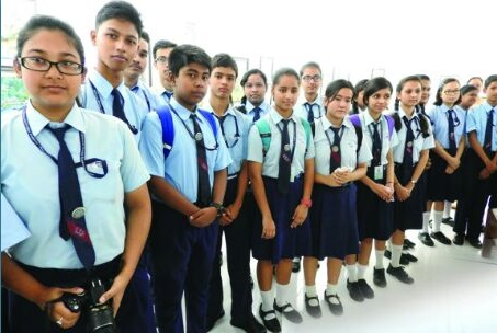 Art connoisseurs hail Fast stroke-3 organised by Shrimanta Shankar Academy 1