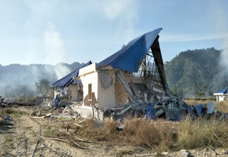 PPA seeks explanation over construction of tourism infrastructure in IAF bombing practice zone 1
